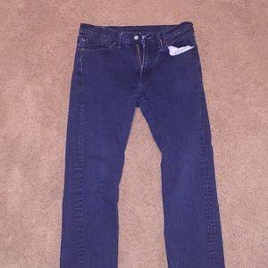 Levi jeans W-34 L-32 Classic blue